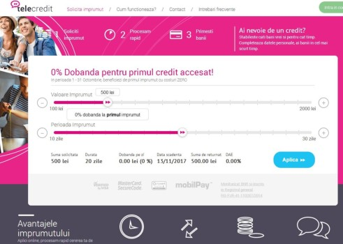 Mari instant credit report effectivement