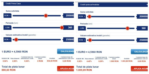 Timely payments mica cea dobanda ce banca are mai venituri permanente